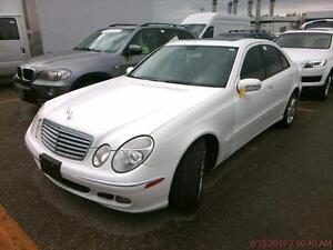 2006 MERCEDES BENZ E350 *LEATHER,SUNROOF,WHITE ON BLACK!!!*