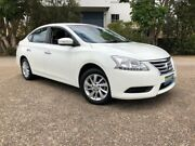2013 Nissan Pulsar B17 ST White 1 Speed Constant Variable Sedan Woodridge Logan Area Preview