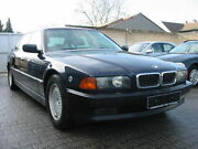 BMW 750iL B7 Armored-Original BMW Werk Panzerung