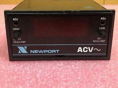 Newport Celsius Temperature Meter 261k Lc T D2