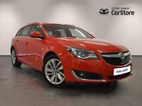 2016 VAUXHALL INSIGNIA DIESEL SPORTS TO