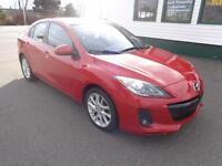 2012 Mazda MAZDA3 GT (M6) only $125 bi-weekly!