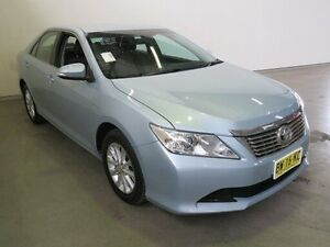 2013 Toyota Aurion GSV50R AT-X Arctic Frost 6 Speed Automatic Sedan Westdale Tamworth City Preview