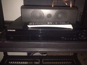 Samsung HT-Z510 1200watt surround sound system dvd player