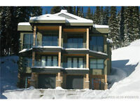 Ski to and from the largest home in the Ridge Subdivision