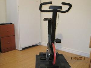 Vélo d'exercise