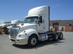 2012 International Prostar Limited, Used Day Cab Tractor