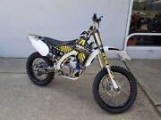 2013 Yamaha YZ450F 450CC Motocross 449cc Blacktown Blacktown Area Preview