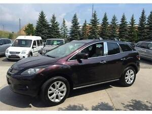 2011 Mazda CX-7 GT/ / LEATHER/ SUNROOF/ AWD/ ALLOYS