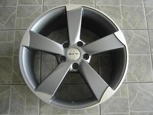 """Kit roues de mag avec pneus neufs 18"""" #M15"""
