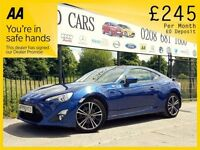 TOYOTA GT86 2.0 D-4S 2d 200 BHP Excellent condition + FSH! Nee (blue) 2012