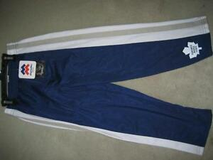 BRAND NEW TORONTO MAPLE LEAFS ATHLETC PANTS Size 6 or 6X