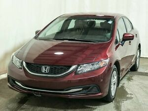 2015 Honda Civic LX Sedan Automatic, Remote Starter