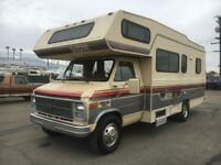 Looking for a place to store a 24 foot class motorhome