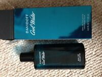 Davidoff Cool Water Eau de Toilette Spray 125ml BNIB