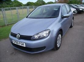 VOLKSWAGEN GOLF S TDI - FSH - Blue Manual Diesel, 2010