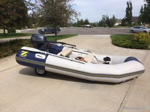 Zodian Inflatable boat