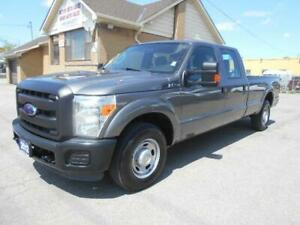 2012 FORD F-250 XL Super Duty Crew Cab 8Ft Box 6.2L ONLY 24,000K