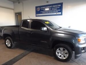 2015 GMC Canyon 4WD SLE 4X4