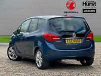 2017 Vauxhall Meriva 1.4T 16V Se 5Dr Estate Petrol Manual