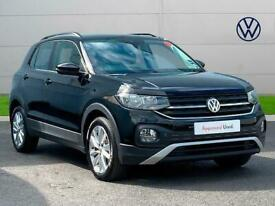 image for 2020 Volkswagen T-Cross 1.0 Tsi Se 5Dr Estate Petrol Manual