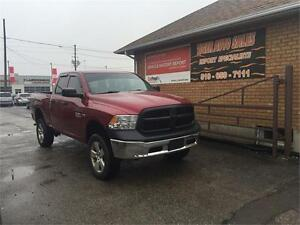 "2013 Ram 1500 ST **6"" LIFT**4X4**HEMI***DUAL EXHAUST**145 KMS"
