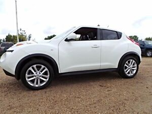 2012 Nissan JUKE AWD SL For Sale Edmonton