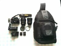 Nikon D5100 for Sale in good condition (£ £450 only!!)
