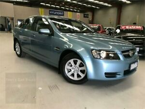2008 Holden Commodore VE Omega Blue Automatic Sedan