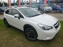 2012 Subaru XV 2.0I-S White 6 Speed Manual Wagon Brownsville Wollongong Area Preview