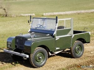 Looking for Land Rover 50's