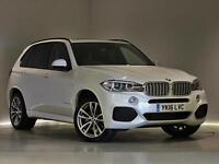 2016 BMW X5 DIESEL ESTATE