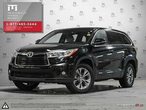 2015 Toyota Highlander LE Convenience package All-wheel Drive (A