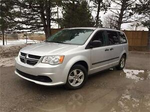 2011 Grand Caravan Stow n Go! Best Price in CANADA!