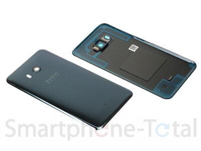 🔥 Original HTC U11 Back cover Gehäuse Akku Deckel Schale Glas schwarz + Kleber Back Cover Gehäuse