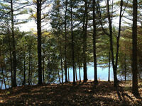 2600 FT OF WATER FRONTAGE ON ALMOST 80 ACRES!