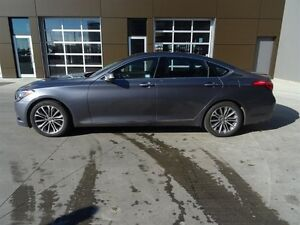 2016 Hyundai Genesis Sedan AWD PREMIUM Leather,  Heated Seats,   Edmonton Edmonton Area image 3