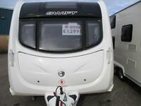 Swift Conqueror 530 4 Berth Immaculate Caravan