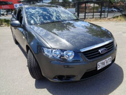 2009 Ford Falcon Grey Sports Automatic Sedan Mile End South West Torrens Area Preview