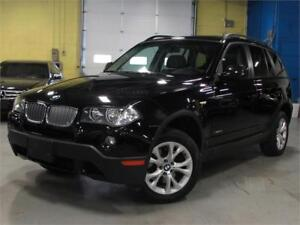 2010 BMW X3 xDrive28i / PANO ROOF/ ACCIDENT FREE/