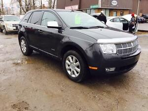 2007 Lincoln MKX Leather,Nav,Heated,Sunroof...