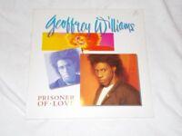Vinyl LP Prisoner Of Love – Geoffrey Williams Atlantic 7567 81998 1 Stereo 1989