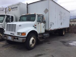 1993 International 5 TON TRUCK