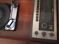 Saba radiogram in working order and very good condition