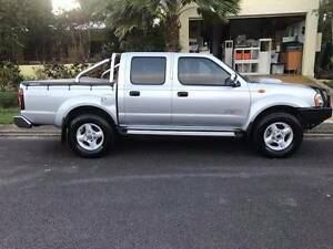 2014 NISSAN NAVARA ST-R 4X4 TURBO DIESEL-ONLY 14660 KMS Cairns Cairns City Preview