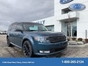 2016 Ford Flex SEL, Leather, Appearance Package, only 44,284 kms
