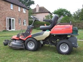 HUSQVARNA - Pro Flex 21 AWD - 4 Wheel Drive - Sit on Mower