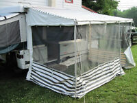 POP UP TRAILER ADD A ROOM