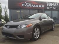 2006 Honda Civic Cpe EX  ONLY 68K  AUTOMATIC!!