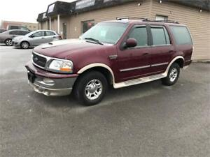 1997 Ford Expedition XLT RUNS MINT CLEAN BODY